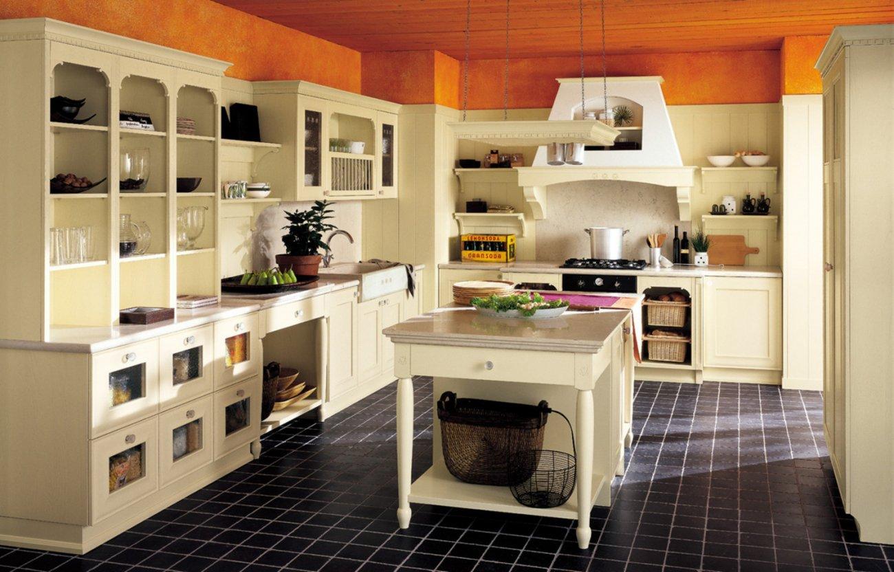 Cucina classica  Arredamenti cucina Zona Cottura