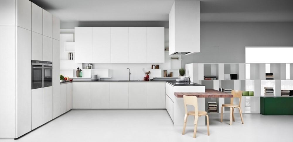 Perch scegliere una cucina disegnata su misura - Zampieri cucine showroom ...