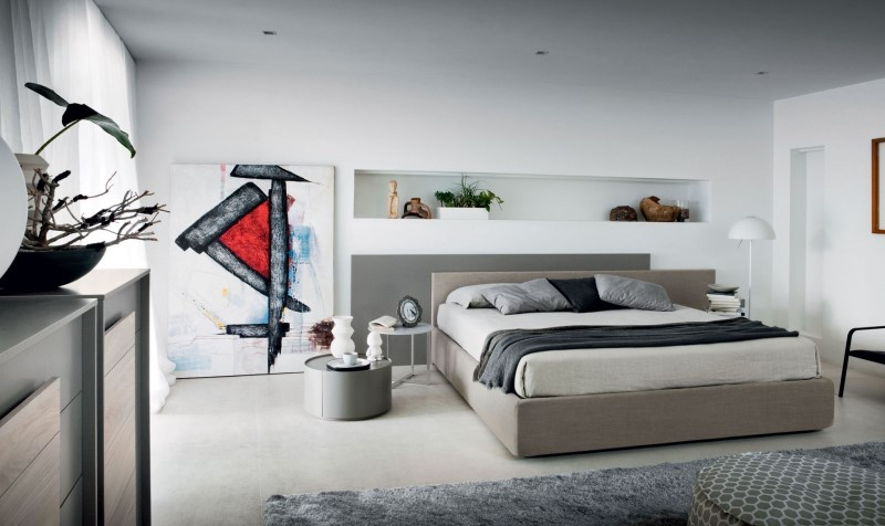 Arredamento e mobili per la zona notte zonacottura for Mobili zona notte