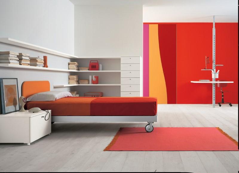 Arredamento e mobili per la zona notte zonacottura for La zona notte